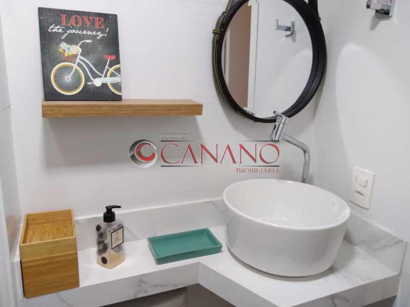 21 - Apartamento à venda Rua Conde de Azambuja,Maria da Graça, Rio de Janeiro - R$ 258.000 - BJAP20841 - 20