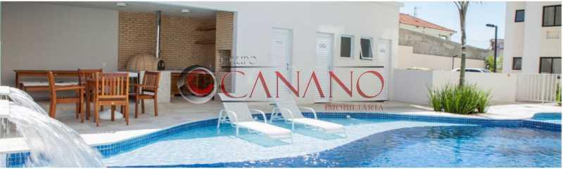 23 - Apartamento à venda Rua Conde de Azambuja,Maria da Graça, Rio de Janeiro - R$ 258.000 - BJAP20841 - 22