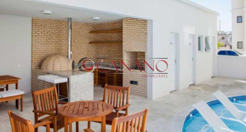 24 - Apartamento à venda Rua Conde de Azambuja,Maria da Graça, Rio de Janeiro - R$ 258.000 - BJAP20841 - 23