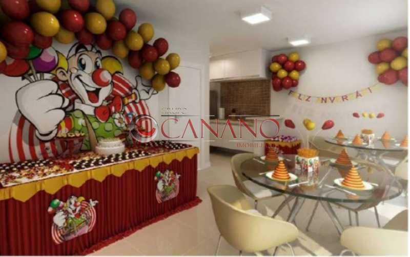 25 - Apartamento à venda Rua Conde de Azambuja,Maria da Graça, Rio de Janeiro - R$ 258.000 - BJAP20841 - 24