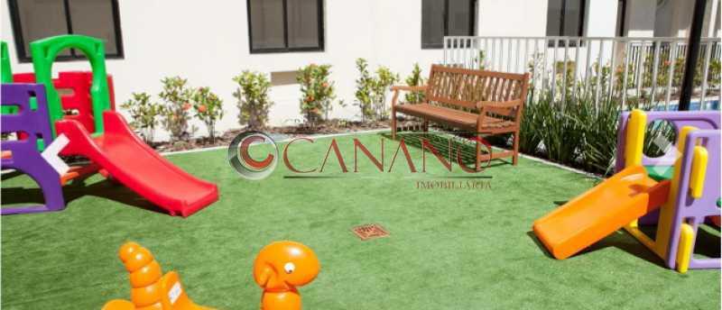 26 - Apartamento à venda Rua Conde de Azambuja,Maria da Graça, Rio de Janeiro - R$ 258.000 - BJAP20841 - 25