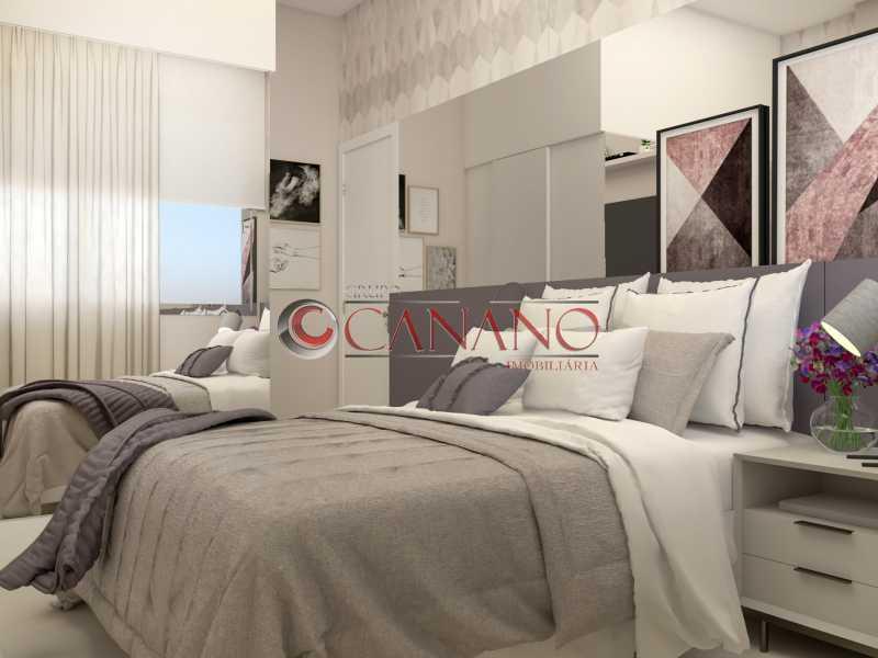 8ff4b1b55c06b004-QUARTO 02 - Apartamento 2 quartos à venda Copacabana, Rio de Janeiro - R$ 849.000 - BJAP20846 - 7