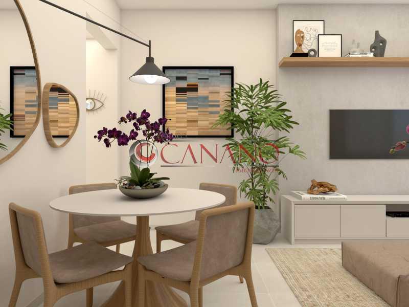 234d25ca314a9067-SALA 03 - Apartamento 2 quartos à venda Copacabana, Rio de Janeiro - R$ 849.000 - BJAP20846 - 6