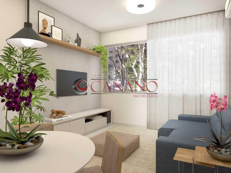 432d6ce82c03edd0-SALA 02 - Apartamento 2 quartos à venda Copacabana, Rio de Janeiro - R$ 849.000 - BJAP20846 - 1