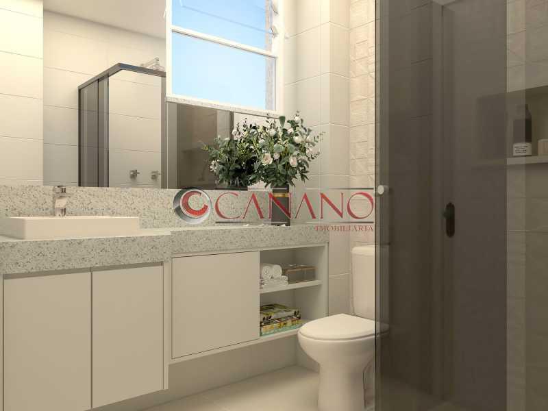 510fbb2bf9cbba2d-BANHEIRO SOCI - Apartamento 2 quartos à venda Copacabana, Rio de Janeiro - R$ 849.000 - BJAP20846 - 12