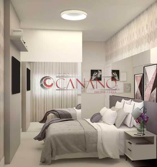 7468a4b0b9342420-QUARTO 05 - Apartamento 2 quartos à venda Copacabana, Rio de Janeiro - R$ 849.000 - BJAP20846 - 13
