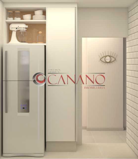 8200c2be33e280be-COZINHA 01 - Apartamento 2 quartos à venda Copacabana, Rio de Janeiro - R$ 849.000 - BJAP20846 - 14