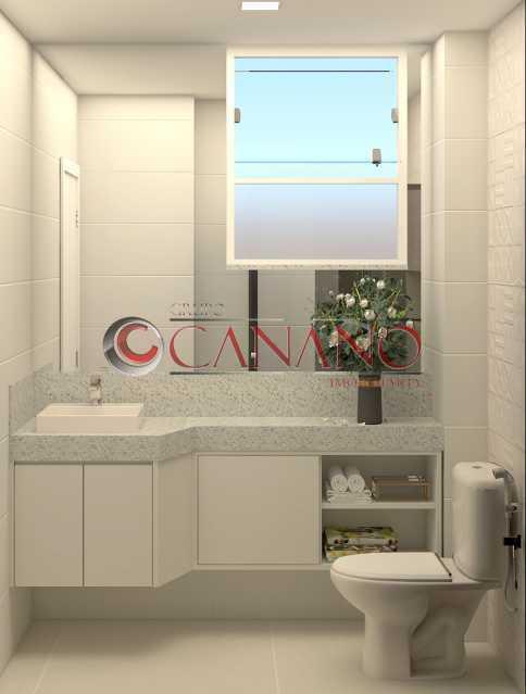 cc15bcc8437b1154-BANHEIRO SOCI - Apartamento 2 quartos à venda Copacabana, Rio de Janeiro - R$ 849.000 - BJAP20846 - 17