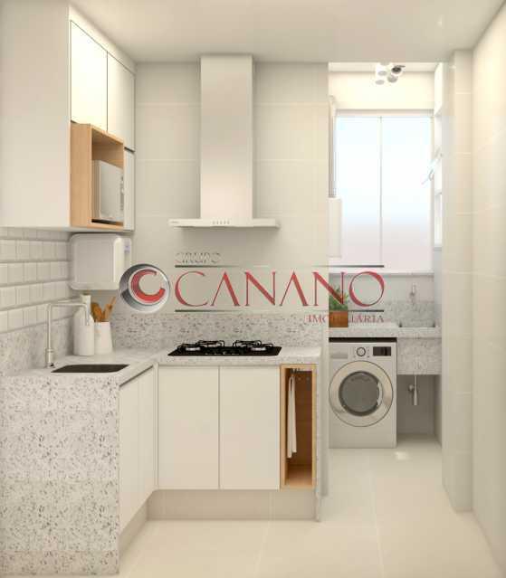 d6ee920f84bc09a4-COZINHA 02 - Apartamento 2 quartos à venda Copacabana, Rio de Janeiro - R$ 849.000 - BJAP20846 - 18