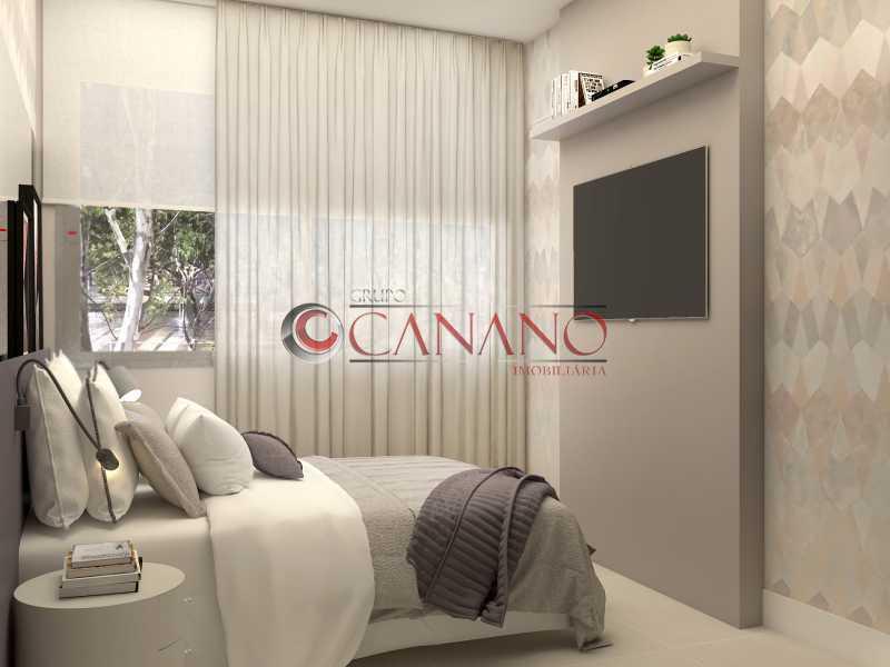 e7ad686ba7351052-QUARTO 03 - Apartamento 2 quartos à venda Copacabana, Rio de Janeiro - R$ 849.000 - BJAP20846 - 21