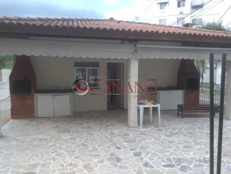 Churrasqueira - Apartamento 2 quartos à venda Tomás Coelho, Rio de Janeiro - R$ 175.000 - BJAP20847 - 3