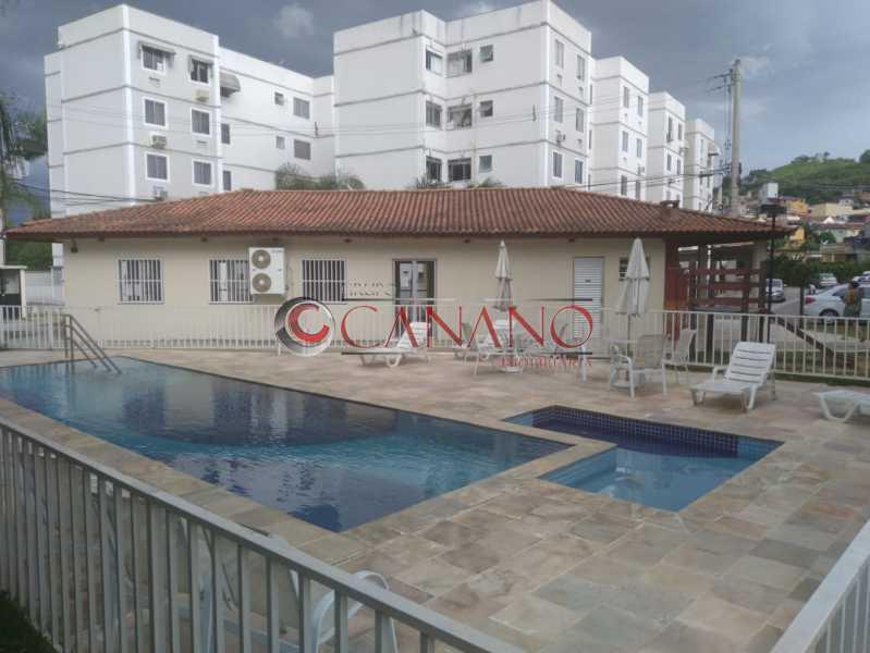 Piscina - Apartamento 2 quartos à venda Tomás Coelho, Rio de Janeiro - R$ 175.000 - BJAP20847 - 1