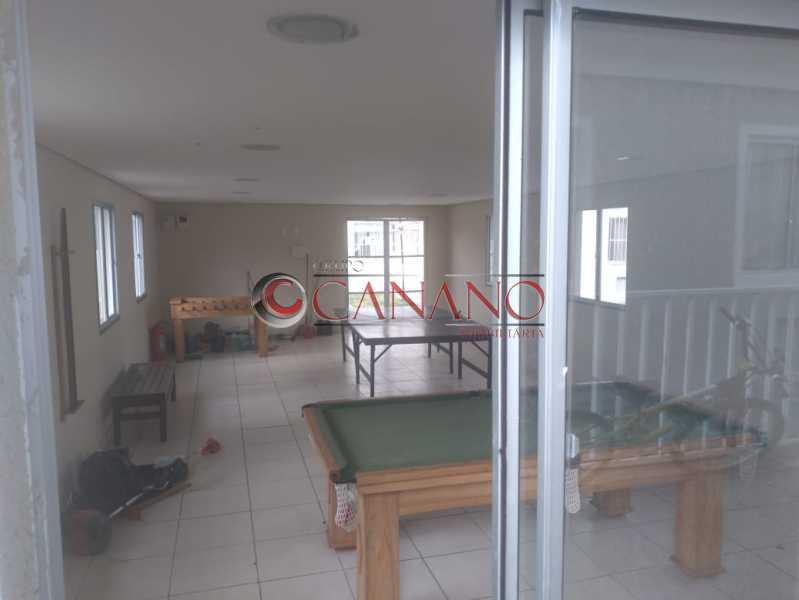 Salão de jogos - Apartamento 2 quartos à venda Tomás Coelho, Rio de Janeiro - R$ 175.000 - BJAP20847 - 4