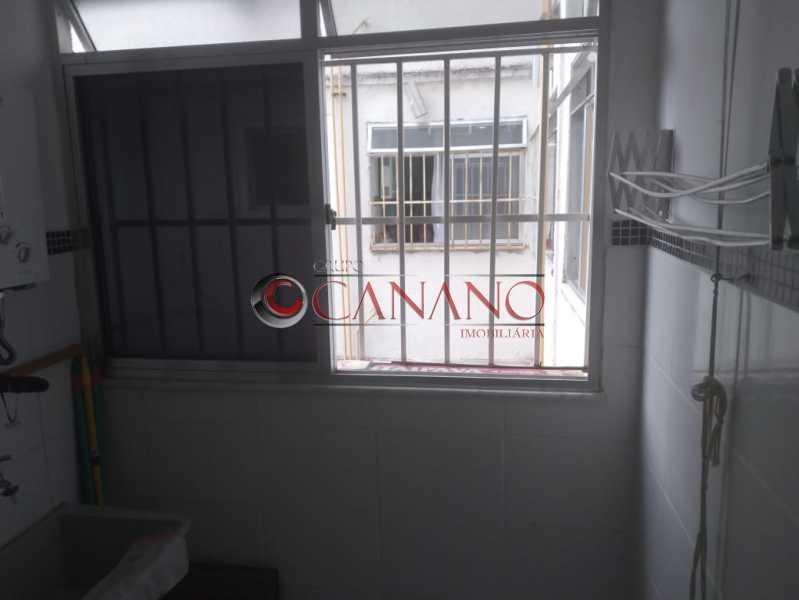 área de serviço - Apartamento 2 quartos à venda Tomás Coelho, Rio de Janeiro - R$ 175.000 - BJAP20847 - 24