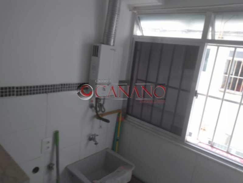 área de Serviço - Apartamento 2 quartos à venda Tomás Coelho, Rio de Janeiro - R$ 175.000 - BJAP20847 - 22