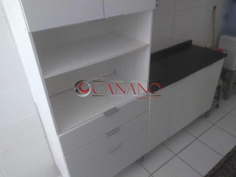 Cozinha - Apartamento 2 quartos à venda Tomás Coelho, Rio de Janeiro - R$ 175.000 - BJAP20847 - 19