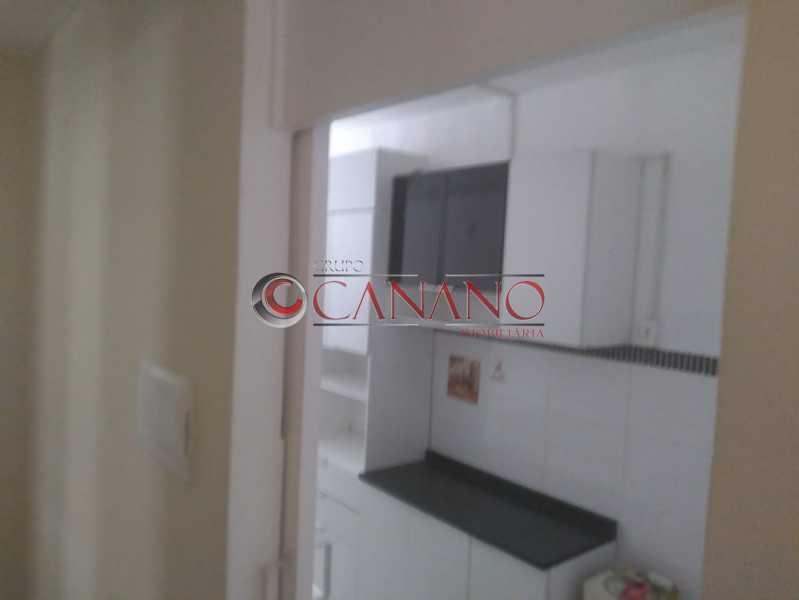 Cozinha - Apartamento 2 quartos à venda Tomás Coelho, Rio de Janeiro - R$ 175.000 - BJAP20847 - 18