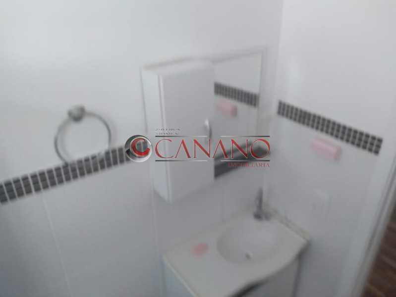 Banheiro Social - Apartamento 2 quartos à venda Tomás Coelho, Rio de Janeiro - R$ 175.000 - BJAP20847 - 16