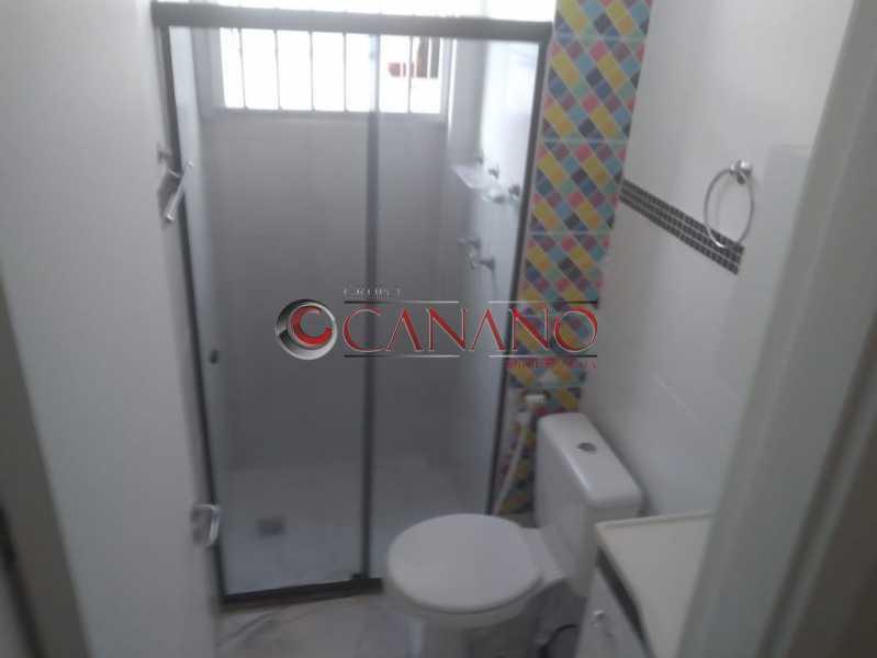 Banheiro Social - Apartamento 2 quartos à venda Tomás Coelho, Rio de Janeiro - R$ 175.000 - BJAP20847 - 17
