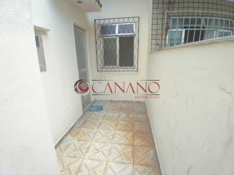 ENTRADA PRINCIPAL - Apartamento 1 quarto à venda Todos os Santos, Rio de Janeiro - R$ 200.000 - BJAP10093 - 22