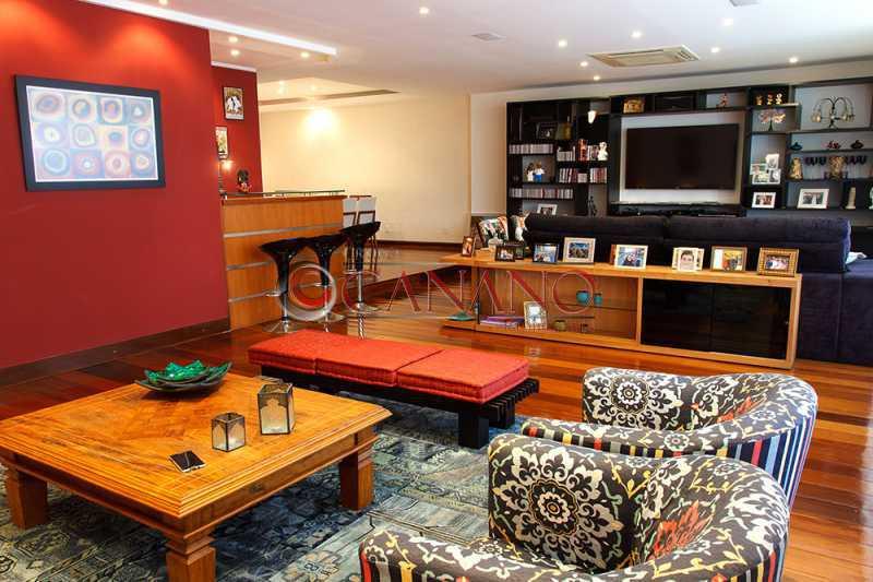 1 - Apartamento 5 quartos à venda Tijuca, Rio de Janeiro - R$ 1.988.000 - BJAP50002 - 1
