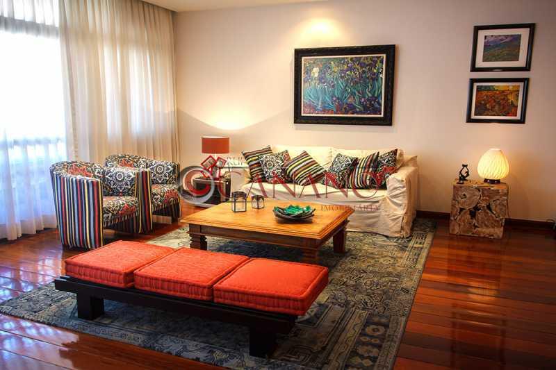 2 - Apartamento 5 quartos à venda Tijuca, Rio de Janeiro - R$ 1.988.000 - BJAP50002 - 3