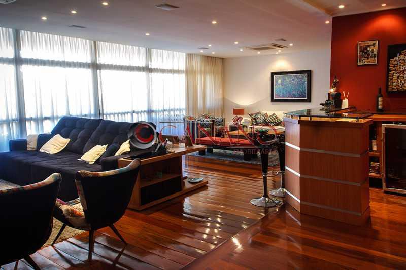 3 - Apartamento 5 quartos à venda Tijuca, Rio de Janeiro - R$ 1.988.000 - BJAP50002 - 4