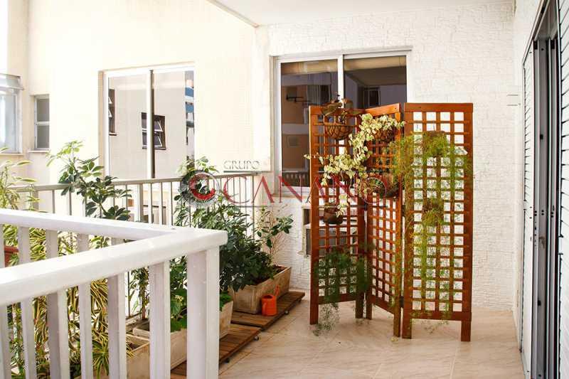 26 - Apartamento 5 quartos à venda Tijuca, Rio de Janeiro - R$ 1.988.000 - BJAP50002 - 27