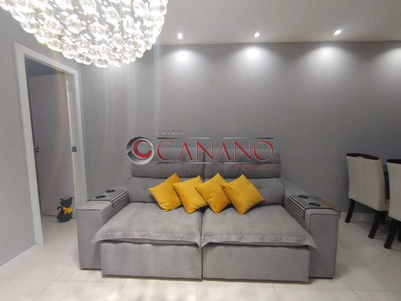 SALA - Apartamento 2 quartos à venda São Francisco Xavier, Rio de Janeiro - R$ 250.000 - BJAP20848 - 3