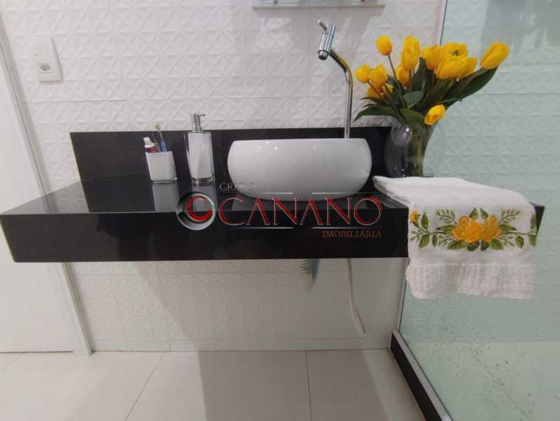 BANHEIRO - Apartamento 2 quartos à venda São Francisco Xavier, Rio de Janeiro - R$ 250.000 - BJAP20848 - 18