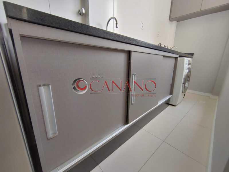 COZINHA - Apartamento 2 quartos à venda São Francisco Xavier, Rio de Janeiro - R$ 250.000 - BJAP20848 - 10