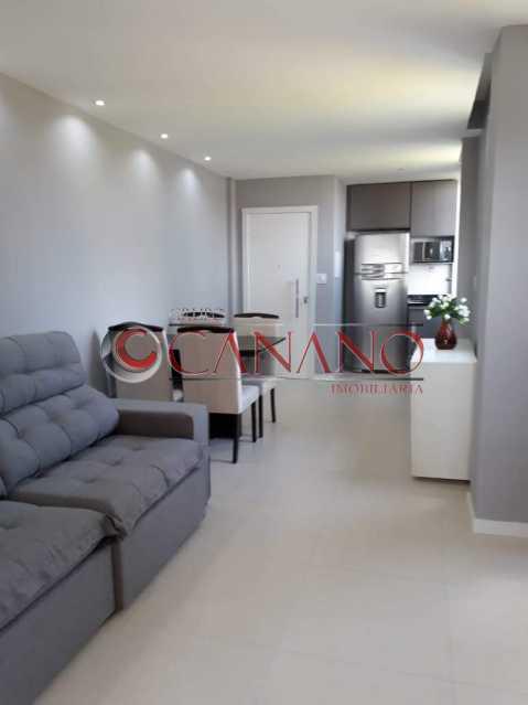 SALA - Apartamento 2 quartos à venda São Francisco Xavier, Rio de Janeiro - R$ 250.000 - BJAP20848 - 4