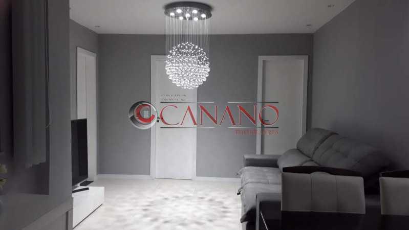 SALA - Apartamento 2 quartos à venda São Francisco Xavier, Rio de Janeiro - R$ 250.000 - BJAP20848 - 1
