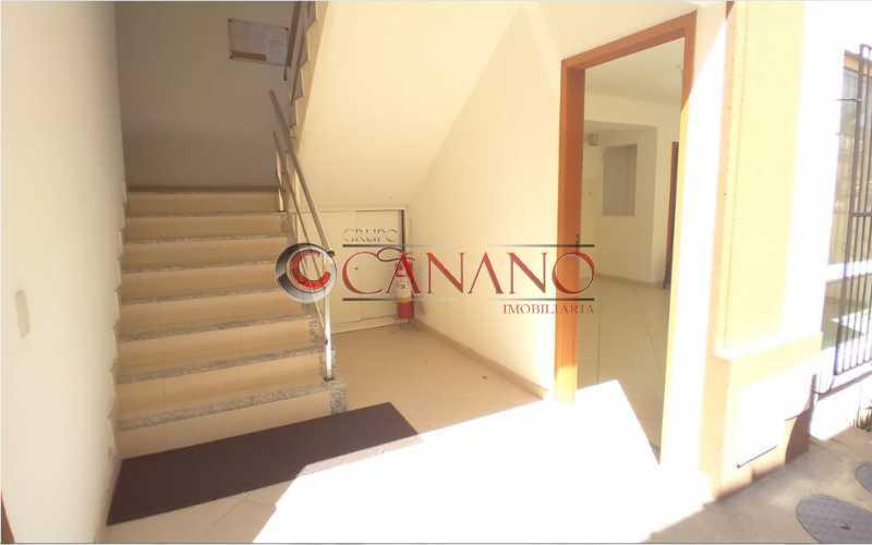 porta entrada - Apartamento 1 quarto para venda e aluguel Riachuelo, Rio de Janeiro - R$ 205.000 - BJAP10094 - 8