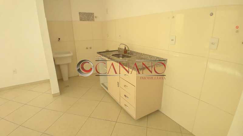 cozinha/área - Apartamento 1 quarto para venda e aluguel Riachuelo, Rio de Janeiro - R$ 205.000 - BJAP10094 - 11