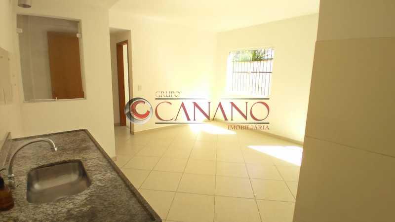Cozinha/sala - Apartamento 1 quarto para venda e aluguel Riachuelo, Rio de Janeiro - R$ 205.000 - BJAP10094 - 12