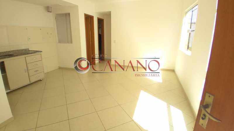Sala - Apartamento 1 quarto para venda e aluguel Riachuelo, Rio de Janeiro - R$ 205.000 - BJAP10094 - 9