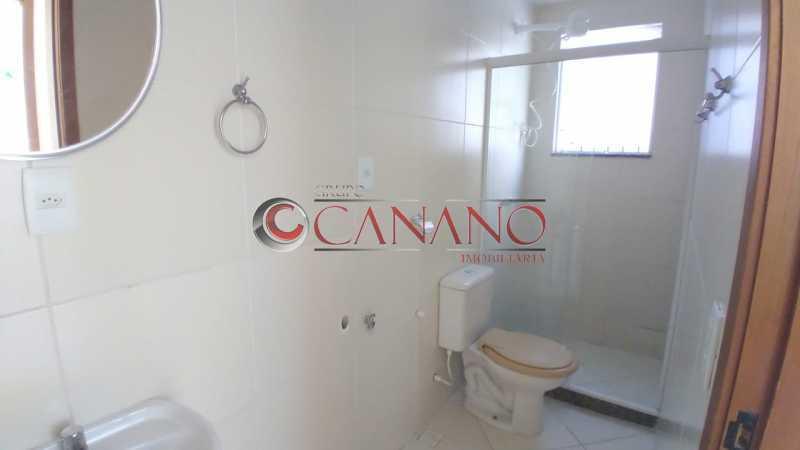 banheiro - Apartamento 1 quarto para venda e aluguel Riachuelo, Rio de Janeiro - R$ 205.000 - BJAP10094 - 18