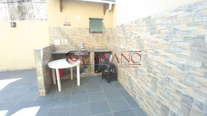 Área de Lazer - Apartamento 1 quarto para venda e aluguel Riachuelo, Rio de Janeiro - R$ 205.000 - BJAP10094 - 4