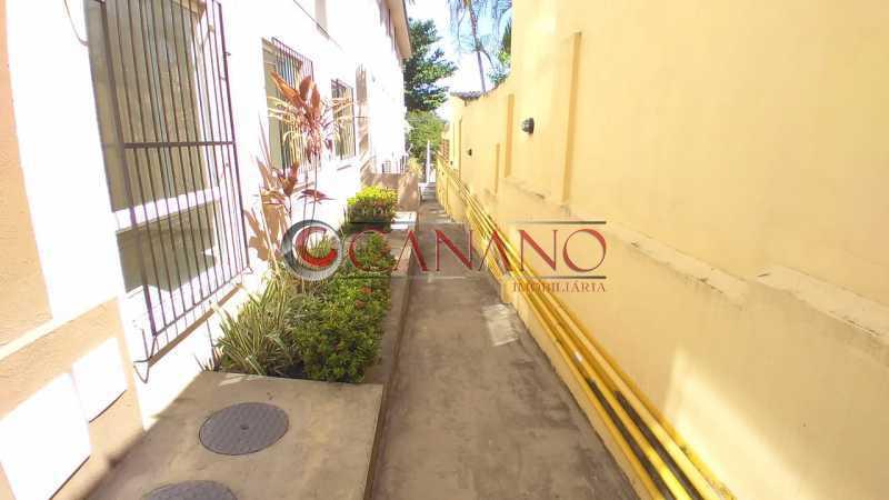 circulação - Apartamento 1 quarto para venda e aluguel Riachuelo, Rio de Janeiro - R$ 205.000 - BJAP10094 - 19