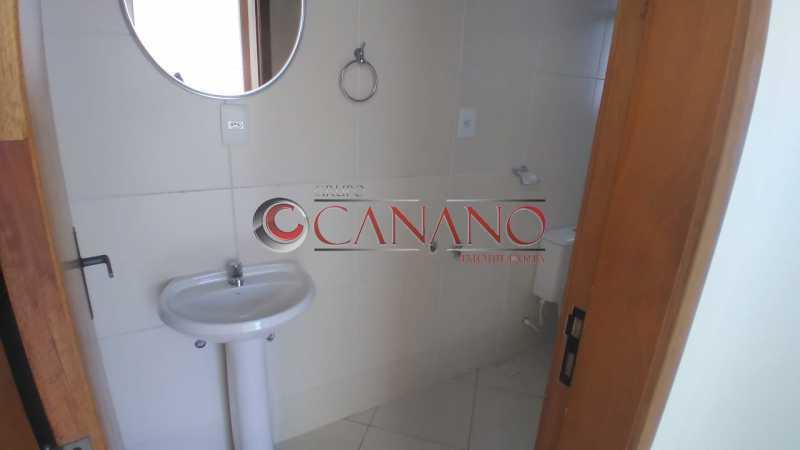 Banheiro - Apartamento 1 quarto para venda e aluguel Riachuelo, Rio de Janeiro - R$ 205.000 - BJAP10094 - 17