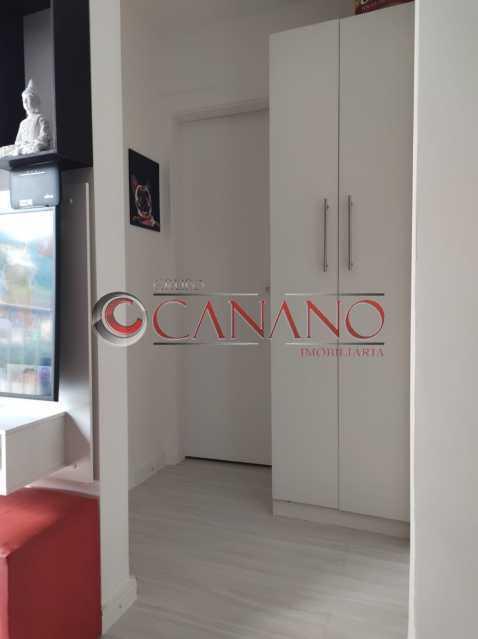 1 - Apartamento à venda Rua Eulina Ribeiro,Engenho de Dentro, Rio de Janeiro - R$ 210.000 - BJAP20852 - 3