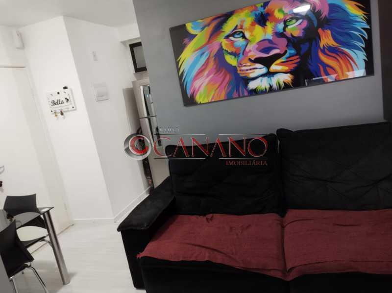 9 - Apartamento à venda Rua Eulina Ribeiro,Engenho de Dentro, Rio de Janeiro - R$ 210.000 - BJAP20852 - 10