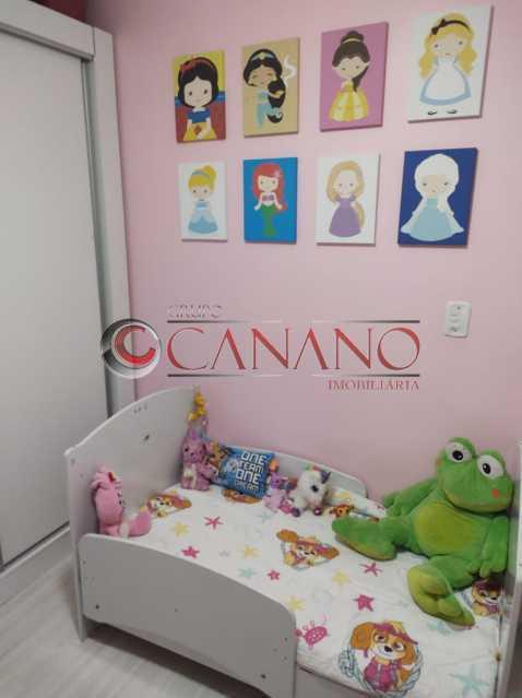 20 - Apartamento à venda Rua Eulina Ribeiro,Engenho de Dentro, Rio de Janeiro - R$ 210.000 - BJAP20852 - 21