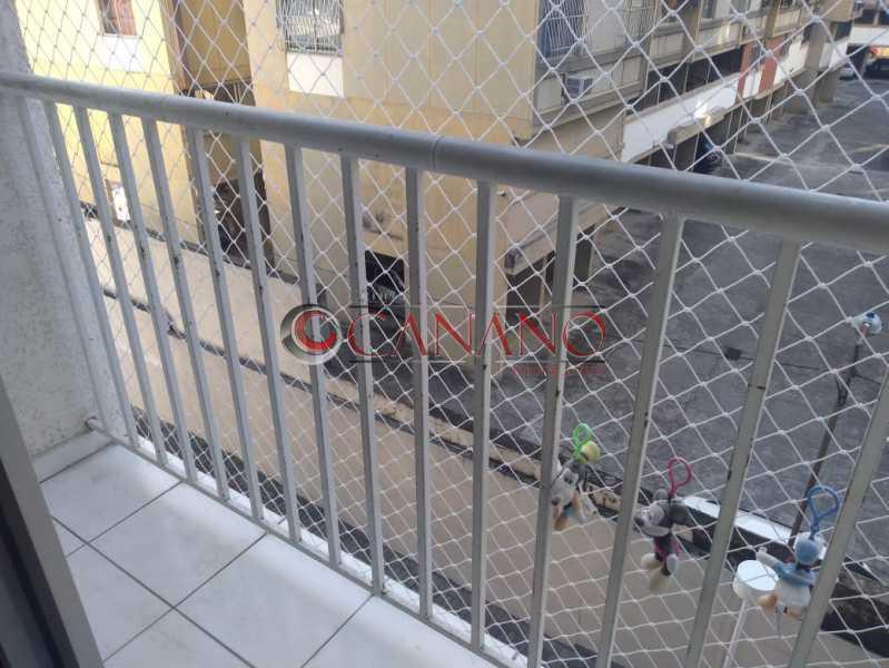 25 - Apartamento à venda Rua Eulina Ribeiro,Engenho de Dentro, Rio de Janeiro - R$ 210.000 - BJAP20852 - 26