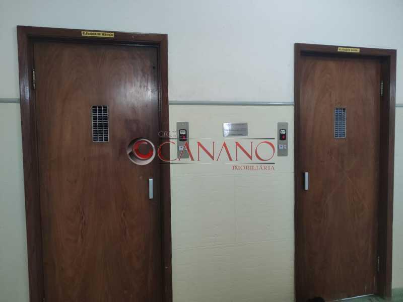 18 - Apartamento à venda Rua Barão do Bom Retiro,Engenho Novo, Rio de Janeiro - R$ 235.000 - BJAP20853 - 19