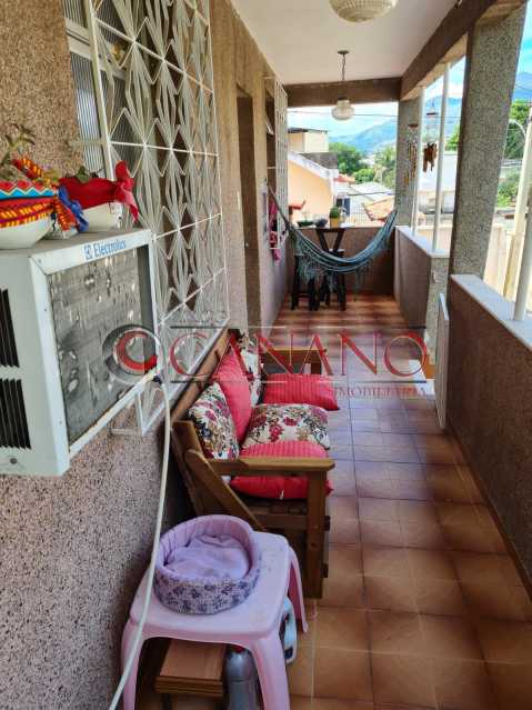 2 - Casa de Vila 2 quartos à venda Quintino Bocaiúva, Rio de Janeiro - R$ 300.000 - BJCV20038 - 3
