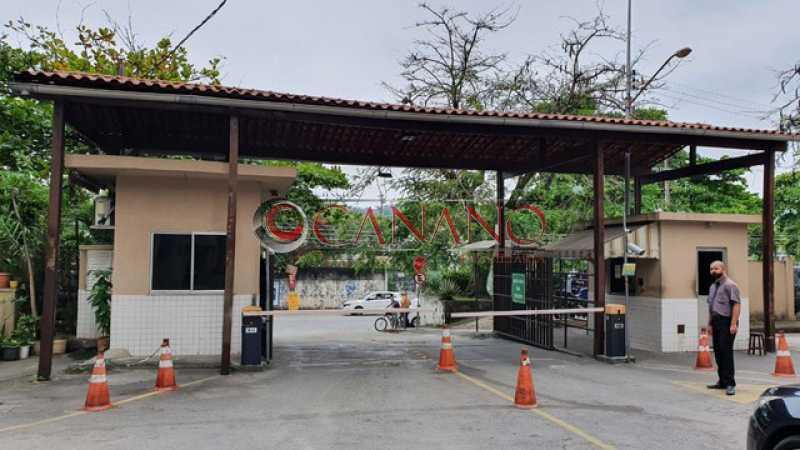 1 - Apartamento à venda Rua Moacir de Almeida,Tomás Coelho, Rio de Janeiro - R$ 185.000 - BJAP20860 - 12