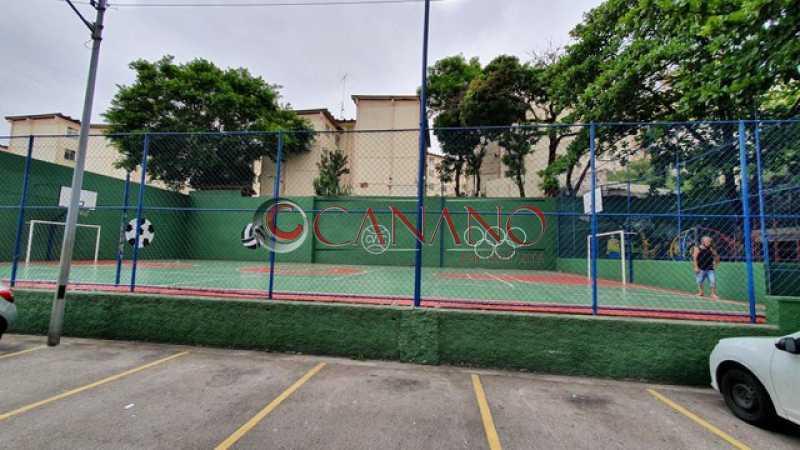 20 - Apartamento à venda Rua Moacir de Almeida,Tomás Coelho, Rio de Janeiro - R$ 185.000 - BJAP20860 - 20