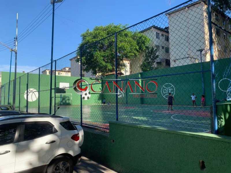 quadra2 - Apartamento à venda Rua Moacir de Almeida,Tomás Coelho, Rio de Janeiro - R$ 135.000 - BJAP20864 - 12